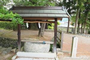 白山神社(白山比咩神社)(桜井市黒崎)4