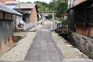 白山神社(白山比咩神社)(桜井市黒崎)22