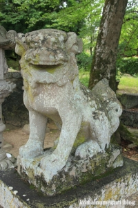 白山神社(白山比咩神社)(桜井市黒崎)11
