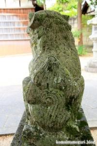 白山神社(白山比咩神社)(桜井市黒崎)13
