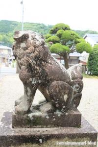 白山神社(白山比咩神社)(桜井市黒崎)16