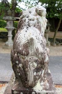 白山神社(白山比咩神社)(桜井市黒崎)17