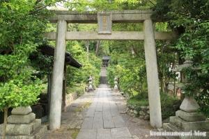 玉列(たまつら)神社(桜井市慈恩寺)4