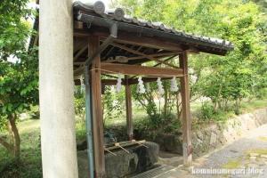玉列(たまつら)神社(桜井市慈恩寺)6