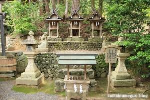 玉列(たまつら)神社(桜井市慈恩寺)16