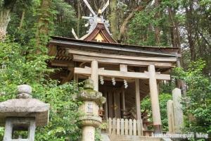 玉列(たまつら)神社(桜井市慈恩寺)23