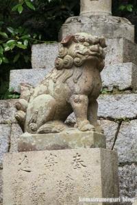 玉列(たまつら)神社(桜井市慈恩寺)14