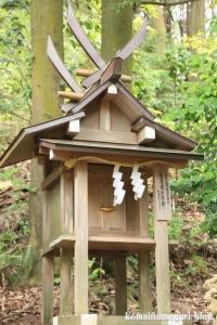 玉列(たまつら)神社(桜井市慈恩寺)17