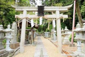 宗像神社(桜井市外山)3