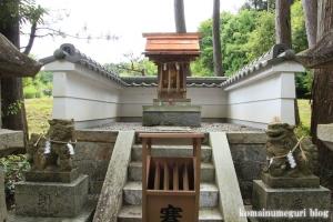 宗像神社(桜井市外山)24