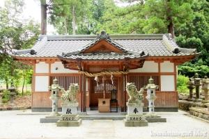 宗像神社(桜井市外山)46