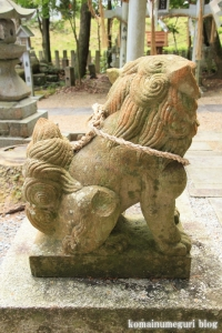 宗像神社(桜井市外山)14