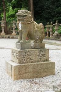 宗像神社(桜井市外山)36