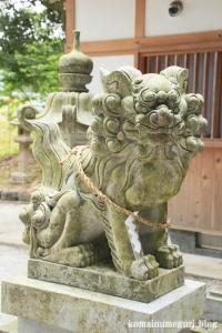宗像神社(桜井市外山)48