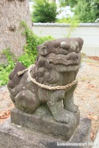 宗像神社(桜井市外山)61