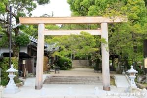 等彌(とみ)神社(桜井市桜井)3