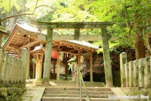 等彌(とみ)神社(桜井市桜井)31