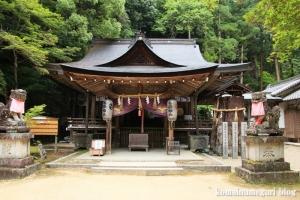 等彌(とみ)神社(桜井市桜井)76