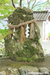 等彌(とみ)神社(桜井市桜井)6