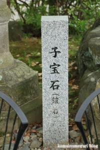 等彌(とみ)神社(桜井市桜井)7