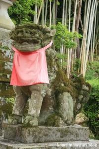 等彌(とみ)神社(桜井市桜井)11