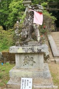 等彌(とみ)神社(桜井市桜井)14