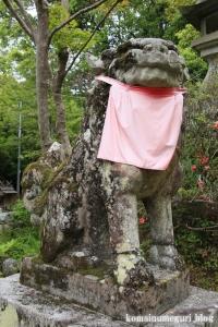 等彌(とみ)神社(桜井市桜井)15