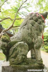 等彌(とみ)神社(桜井市桜井)12