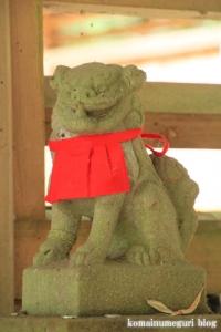 等彌(とみ)神社(桜井市桜井)45