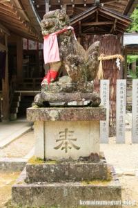 等彌(とみ)神社(桜井市桜井)83