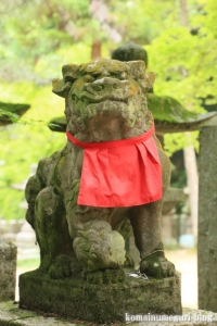 等彌(とみ)神社(桜井市桜井)81