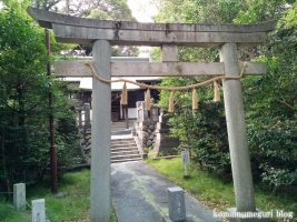 東照宮・諏訪神社(行田市本丸)27