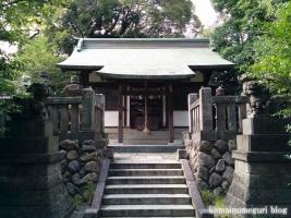東照宮・諏訪神社(行田市本丸)29