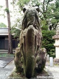 東照宮・諏訪神社(行田市本丸)17