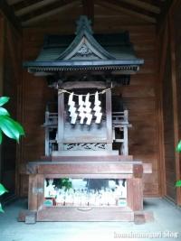 東照宮・諏訪神社(行田市本丸)34