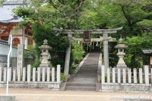 若櫻(わかさ)神社(桜井市谷)1