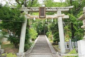 若櫻(わかさ)神社(桜井市谷)3