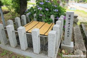 若櫻(わかさ)神社(桜井市谷)5