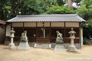 若櫻(わかさ)神社(桜井市谷)11