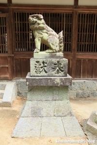 若櫻(わかさ)神社(桜井市谷)12