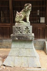 若櫻(わかさ)神社(桜井市谷)16
