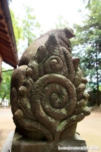 若櫻(わかさ)神社(桜井市谷)19