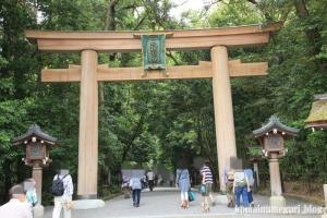 大神(おおみわ)神社(桜井市三輪)8