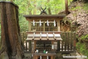 大神(おおみわ)神社(桜井市三輪)25