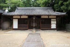 国津神社(桜井市箸中)16