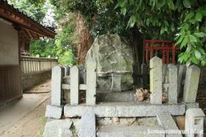 国津神社(桜井市箸中)19