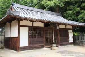 国津神社(桜井市箸中)28