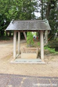 国津神社(桜井市箸中)15