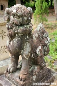 国津神社(桜井市箸中)7