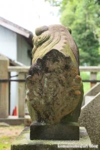 国津神社(桜井市箸中)23
